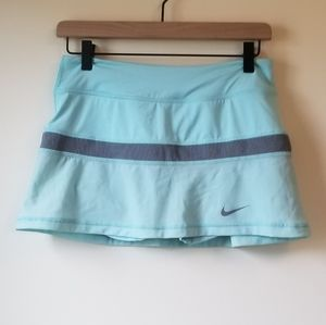 Mint Blue Nike Athletic Skirt